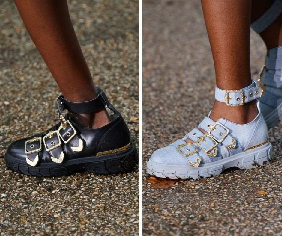 gladiátor cipő